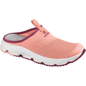 Salomon RX Slide 4.0 Shoes Dam desert flower/white/malaga